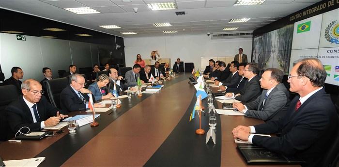 Reunião do CONSESP em Belo Horizonte. – 17/03/15