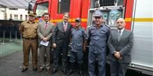 Solenidade de entrega de 63 novas viaturas ao Corpo de Bombeiros Militar. - 13/01/16