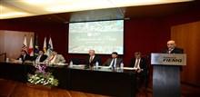 Bernardo Santana durante posse no Conselho Consultivo da AMS, Gestão 2016-2017.
