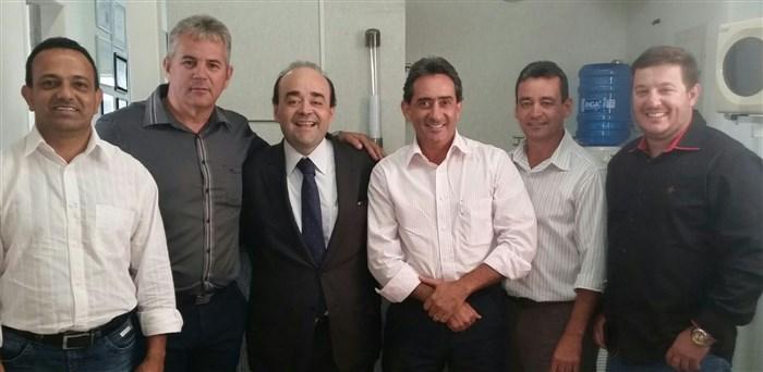 Encontro com lideranças de Cláudio, a Cidade Carinho, em Belo Horizonte. - 17/11/2015