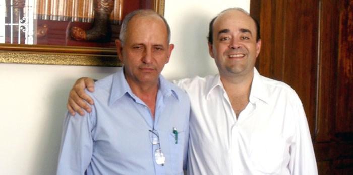 Moacir, ex-prefeito e grande liderança de Nova União.