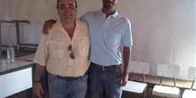 Deputado Bernardo Santana e Ciano Gonçalves