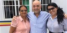 Com amigas de Riacho dos Machados. 03/2016