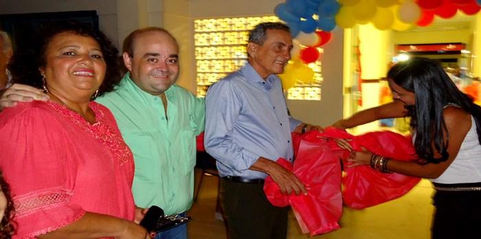 Inauguração da Creche do Pró-infância em Rio do Prado. - março 2014