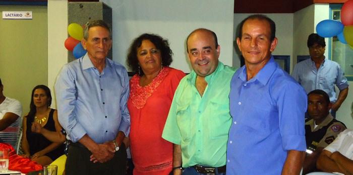 Visita a Rio do Prado. – março 2014.