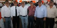 Deputado Bernardo Santana prestigia a abertura da 53ª Expoagro de Unaí. - Set.2013.