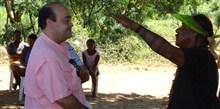 Visita ao Norte de Minas: Líder anuncia investimento à Montalvânia de R$ 200 mil para área da saúde