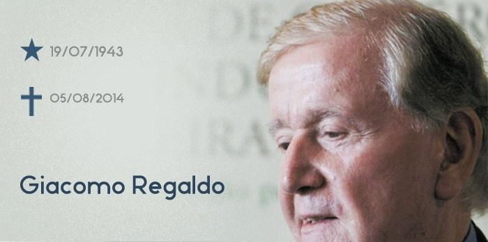 Deputado presta homenagem de solidariedade pelo falecimento de Giacomo Ângelo Regaldo