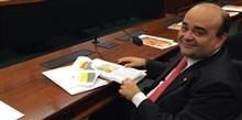 Blog Alvinópolis que Pensa: Bernardo Santana mostrando serviço