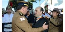 Secretário é condecorado com medalha Alferes Tiradentes