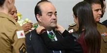 Secretário de Defesa Social recebe medalha de Honra da Defensoria Pública de Minas Gerais