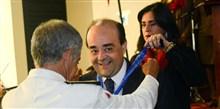 Secretário Bernardo Santana é agraciado com Colar do Mérito Judiciário Militar