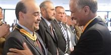 Secretário Bernardo Santana é agraciado com Medalha de Mérito da Defesa Civil