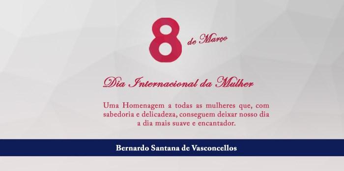Homenagem às Mulheres!
